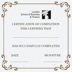 FlexyLearn Certificate of Completion